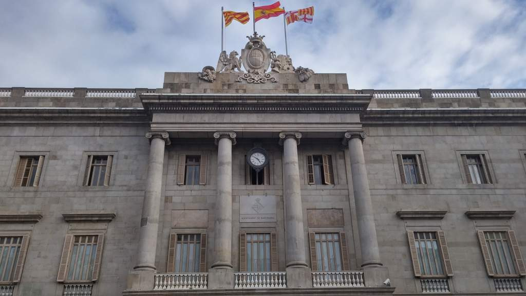 Barcelona Town Hall - Spanish Legal